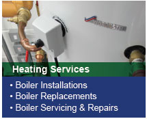 Heating Services Tewkesbury
